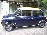 INNOCENTI MINI COOPER 1300 Export berline 1974