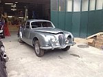 JAGUAR MARK 2 3.4 berline 1967