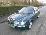 JAGUAR S-TYPE 2.7 V6 D Bi Turbo berline 2005