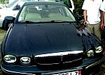 JAGUAR X-TYPE 2.5 V6 berline 2002