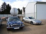 JAGUAR XJ Sovereign 4.0 berline 1982
