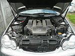 MERCEDES CLASSE C Break S203 32 AMG break 2002
