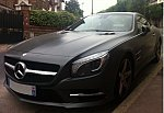 MERCEDES CLASSE SL R231 350 BlueEfficiency cabriolet 2012