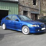 MG ZS 180 berline 2001