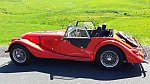 MORGAN 4-4 1600 Twin Cam cabriolet 1984