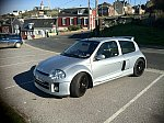 RENAULT CLIO II RS V6 3.0i 230ch berline 2000