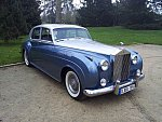 ROLLS-ROYCE SILVER CLOUD I berline 1956