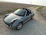 SMART ROADSTER COUPE 60 kW coupé 2004