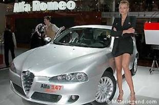 ALFA ROMEO 147 - Mondial de Paris 2004.com