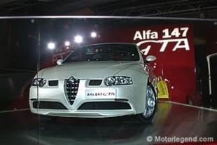 ALFA ROMEO 147 GTA - Mondial de Paris 2002.com