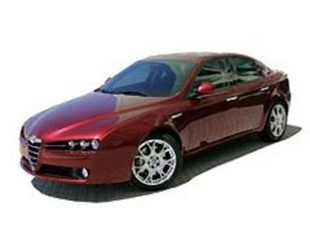 fiche technique alfa romeo 159 2 4 jtdm 200ch 2005 motorlegend. Black Bedroom Furniture Sets. Home Design Ideas