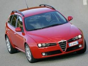 Essai ALFA ROMEO 159 SW 1.9 JTDm