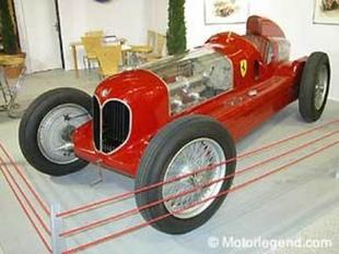 ALFA ROMEO 1750 GTAm - Rétromobile 2003.com