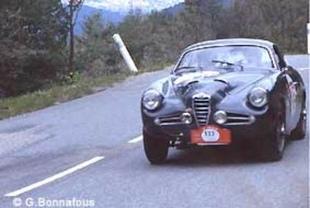 ALFA ROMEO 1900 SS Zagato - Tour Auto 2001   - Page 2.com