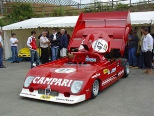 ALFA ROMEO 33 TT 12 - Le Mans Classic 2006   - Page 1.com