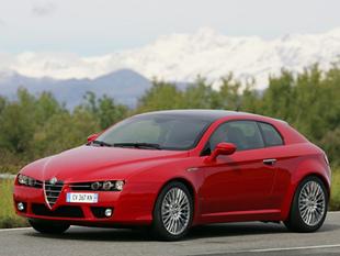 ALFA ROMEO Brera 3.2 V6 JTS - Quel coupé sportif 6 cylindres choisir ?  .com