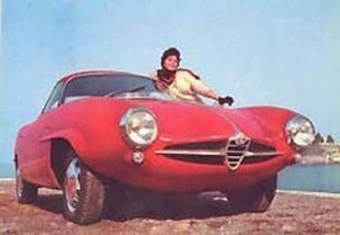 ALFA ROMEO Giulietta SS et SZ - Alfa Romeo GT, la tradition en héritage   - Page 1.com