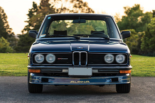 ALPINA B7 S Turbo E12 (1981 - 1982)