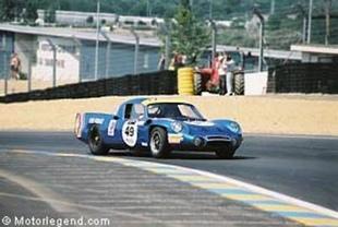 ALPINE A210 - Le Mans Classic 2004   - Page 1.com