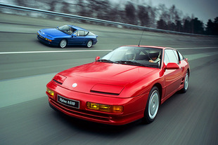 ALPINE A610 TURBO V6 (1991 - 1995)