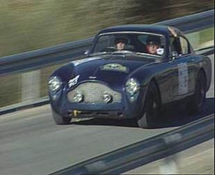 ASTON MARTIN DB2/4 - Tour d'Espagne 2000  .com