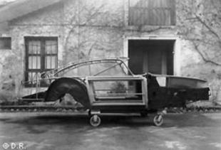 ASTON MARTIN DB4 - La Carrosserie Touring   - Page 2.com