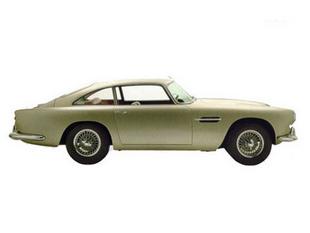ASTON MARTIN DB4 - Saga Aston Martin  .com