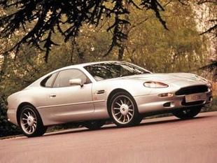 ASTON MARTIN DB7 (1994-2003) - Saga Aston Martin  .com