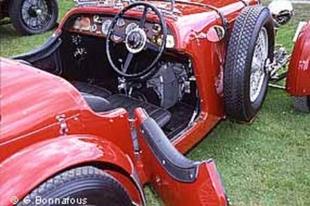 ASTON MARTIN LM10 Le Mans 1932 - Louis Vuitton Classic 2001   - Page 2.com