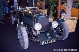 ASTON MARTIN Ulster MK 2 - Salon du Cabriolet & du Coupé 2001.com
