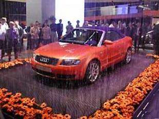 AUDI A4 cabriolet - Salon de Francfort 2001.com