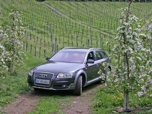 Essai AUDI Allroad V6 3.0l TDI