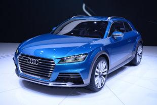 Salon de Detroit 2014 : Concept-cars du Salon de Detroit 2014