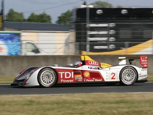 AUDI R10 aux 24 Heures du Mans 2008 - 24 Heures du Mans 2008  .com