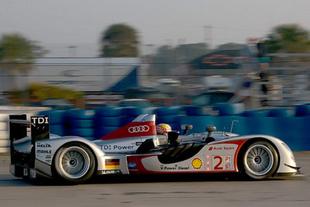 AUDI R15 TDI - 24 Heures du Mans 2009  .com