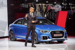 Mondial de l'Automobile 2016 : Stars du salon du Mondial de l'Automobile 2016