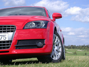 Essai AUDI TT coupé 2.0 TFSI S tronic
