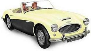 AUSTIN HEALEY 3000 - Saga Austin Healey   - Page 1.com