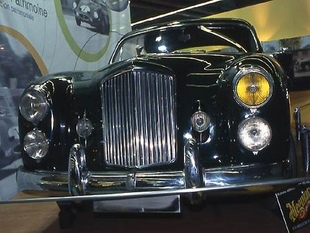 BENTLEY Cresta I et II - Rétromobile 2005.com