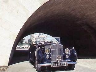 BENTLEY Mark VI - Saga Bentley   - Page 3.com