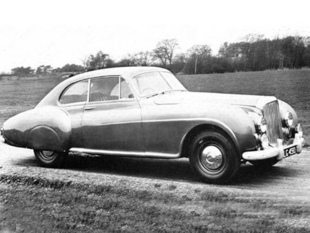 BENTLEY Continental Type R et S - Saga Bentley   - Page 1.com