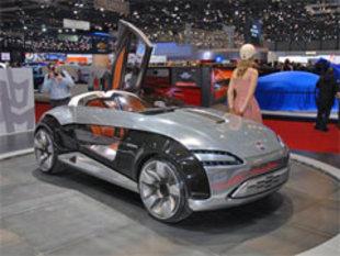 Salon de Genève 2007 : Concept-cars du Salon de Genève 2007
