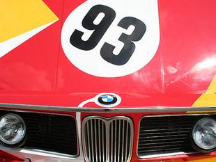BMW 30 CSL de Calder - Interview d'Hervé Poulain Le Mans Classic 2006  .com