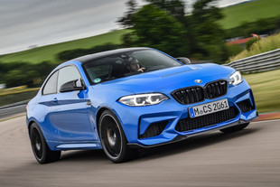 BMW M2 CS BVM6