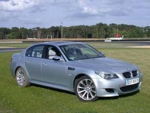 Essai BMW M5