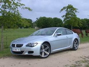 Essai BMW M6