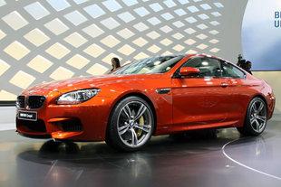 BMW M6 Coupé - Salon de Genève 2012.com