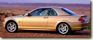 BMW Série 3 cabriolet - Salon de Genève 2000.com