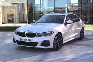 Essai BMW 335i Coupé