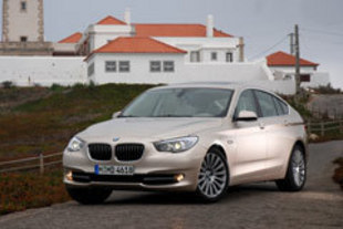 BMW 535i Grand Turismo Exclusive